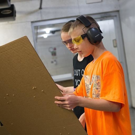 09/15/19 Sun - Youth Basic Pistol Class - 1pm to 3pm