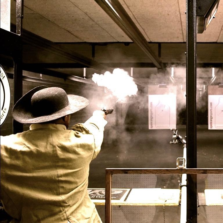 Dueling Pistol Experience - challenge a friend to a 3 round contest (Reservation Required)