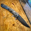 Benchmade 15080BK-191 Crooked River Folder, Gold Class, Limited to 500 pieces