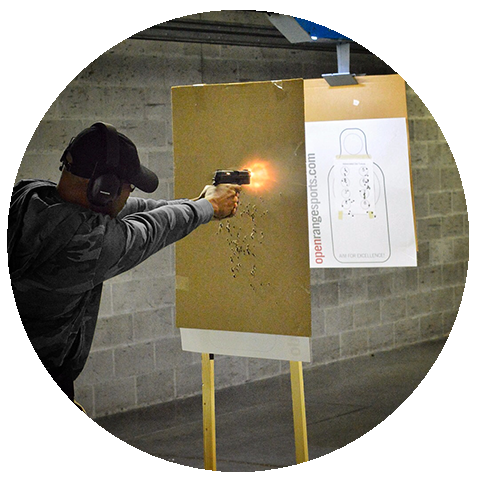 7/18 - Self Defense Pistol Level 2 - Sat - 1pm to 5pm