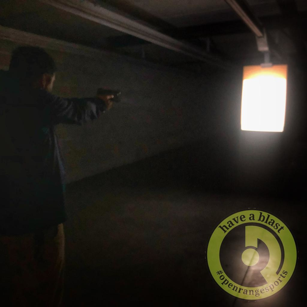 9/19 - Low Light Pistol Skills - Sun - 1pm to 4pm