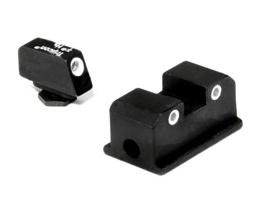 Optics Trijicon Novak M&P 3 Dot Front & Rear Night Sight Set Fits Smith & Wesson M&P, SD9 VE™, SD40 VE™ models