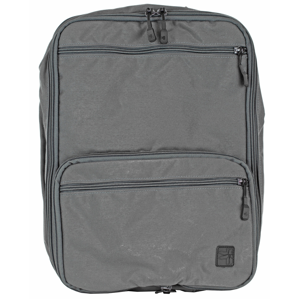 "Haley Strategic Flatpack Plus, Grey, 14""x10""x6"""