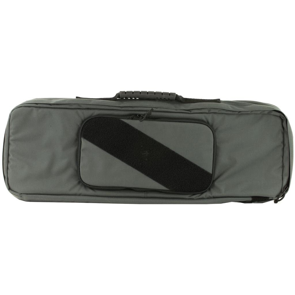 "Haley Strategic INCOG Discreet Rifle Bag, 10""x31""x3"", Grey"