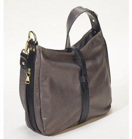 Pack and Etc (Purse) Coronado Classic Shoulder Bag, Granite Purse