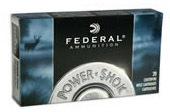 "Ammo, Federal Power-Shok, 410 ga, 2 1/2"" Slug, 5 rd"
