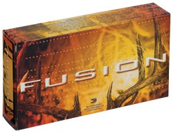 Ammo, Federal Fusion, 7MM-08 Rem, 140 gr, 20 rd