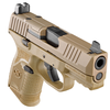 FN 509 MRD, Compact, 9mm, 12 and 15 rd mags, FN OPTICS MOUNTING SYSTEM
