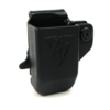 Comp-Tac Glock 17, 19 Single Magazine Pouch, Paddle, Right Handed Shooter (LSC)