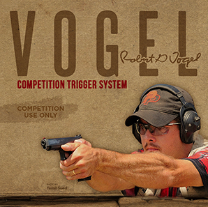 GLOCKTRIGGERS Vogel Competition Trigger Kit, GEN 4, 9mm, IDPA and USPSA Approved