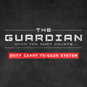 GLOCKTRIGGERS Guardian Duty/Carry Trigger System, Gen 3, 40sw (CO)