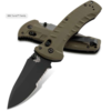 Benchmade 980SBK, Turret, Black, Serrated Blade