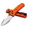 Benchmade 533 Mini Bugout, Satin Drop Point Blade