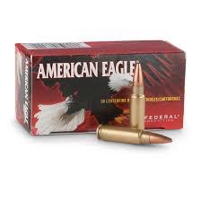 Ammo, American Eagle 5.7x28mm, 40 gr, 50 rd
