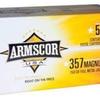 Ammo, Armscor 357 Mag, 158 gr FMJ