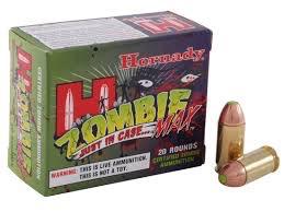 Ammo, Hornady Zombie Max, 45 ACP, 185 Grain, 20 rd (CO)