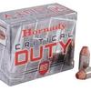 Ammo, Hornady, 40 S&W, Critical Duty, 175 gr, 20 rds