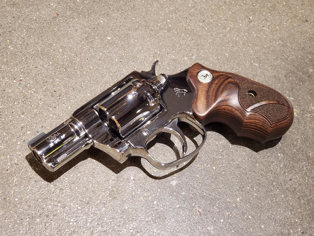 USED Colt Cobra, 38 Special, 6 rd