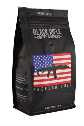 Black Rifle Coffee Freedom Fuel Coffee - 12 oz ground