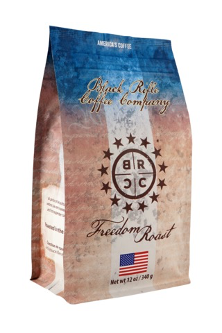 Black Rifle Coffee Freedom Blend Coffee - 12 oz ground