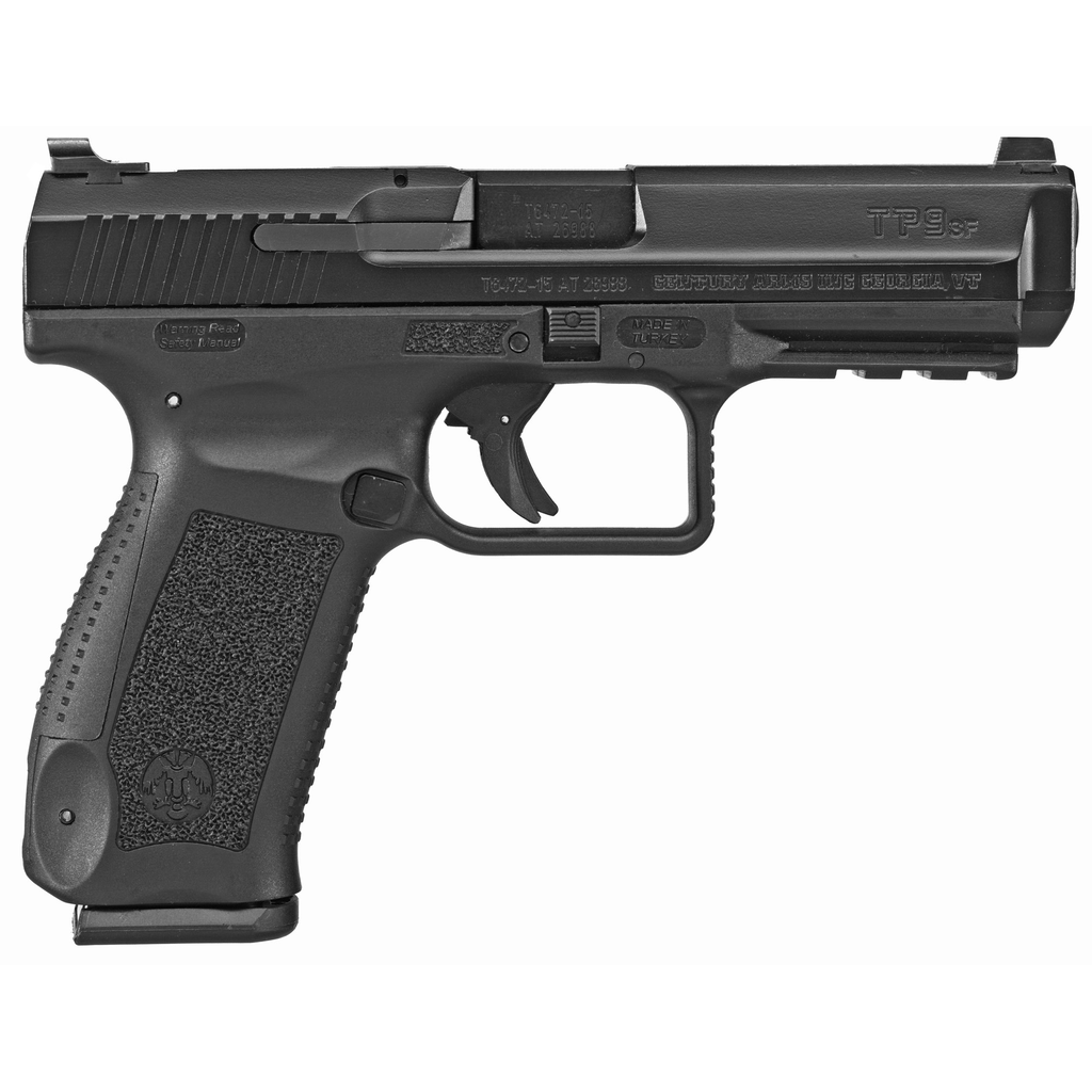 Canik TP9SF One 9mm 18+1 4.46 Blk | One Series
