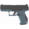 "Walther, PPQ M2, Titanium Blue, 9MM, 4"" Barrel, 15 round"