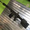"Used Bushmaster .308, custom cerakote, coated bolt, Magpul PRS stock, 20"" ballastic advantage heavy barrel, 1 x 25 round mag"