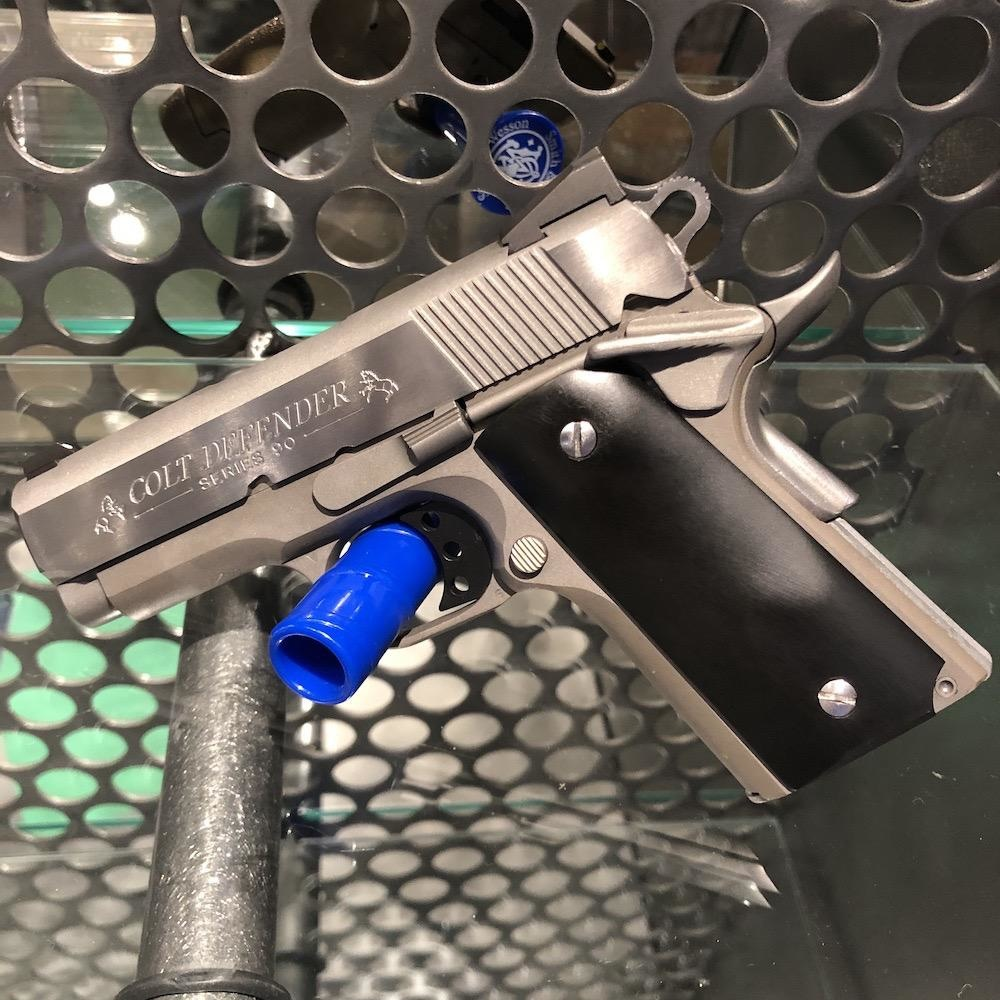 Used Colt Defender 1911, 45acp, 2 mags, Lightwieght