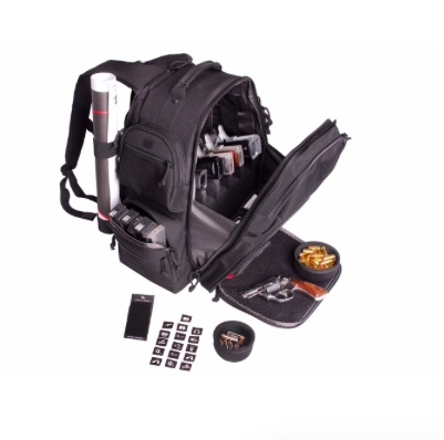 GPS Executive Backpack, Black