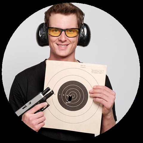 11/28 - Family Basic Pistol Class - Sun -  2pm to 6pm