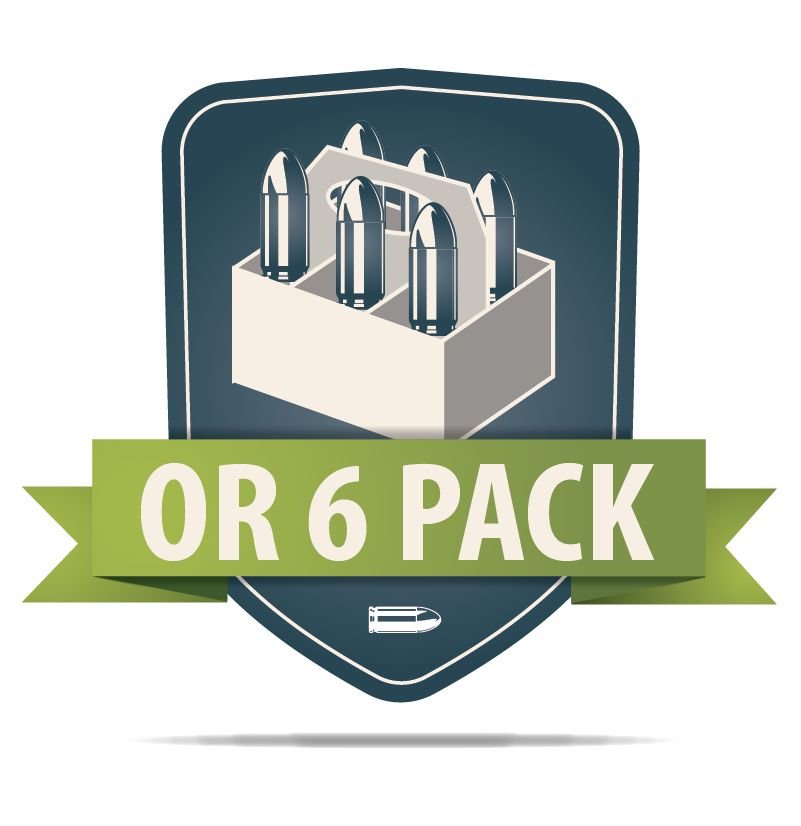 Openrange 6-Pack Pistol Time -Must be purchased at time of firearm purchase (Save $78)