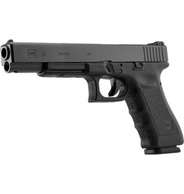Rotational Glock 24, .40S&W, Adj. Sights, 15 rd, 3 mags (special run)