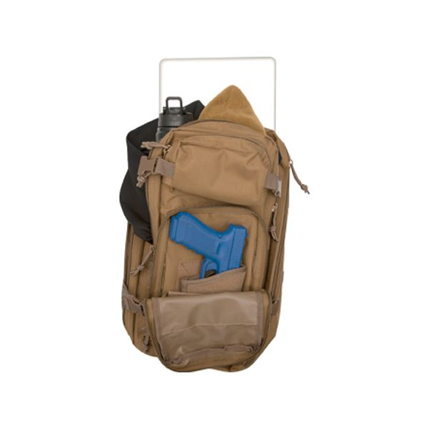 GLOCK 3-1 Backpack, Coyote