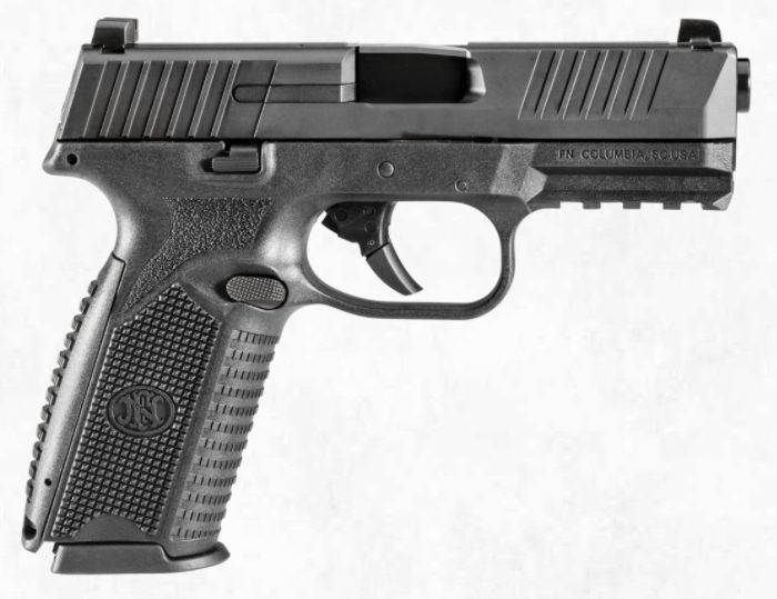 Rotational FN 509, 9mm, DA Action, 2-17rd