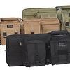 "Bulldog Double Tactical Rifle Bag, Black, 37"""