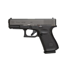 Handgun New Glock 19 Gen 5, 9 mm, 15 rd, 3 mags