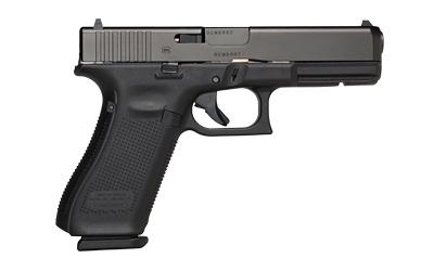 Glock 17 Gen 5, 9 mm, 15 rd, 3 mags