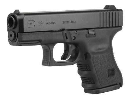 Handgun New Glock 29 Gen 4, 10mm, 10rds.
