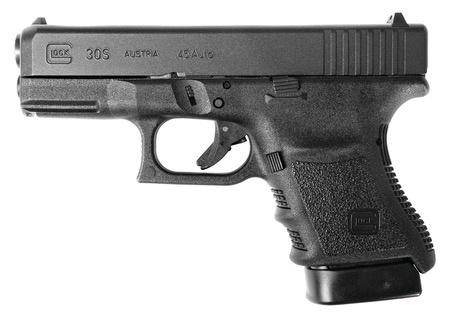 "Handgun New Glock 30S, 45 ACP, 3.78"" Barrel"