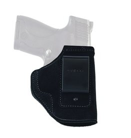 Leather Galco Stow-N-Go Holster, Glock 42, PF9, PM9, Black