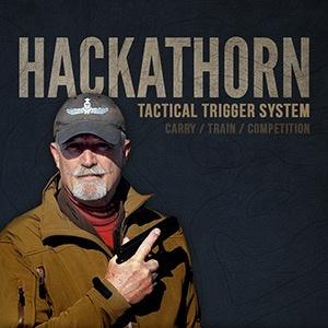 """Glock Bar GLOCKTRIGGERS """"HACKATHORN"""" Tactical Trigger System, 9mm"""