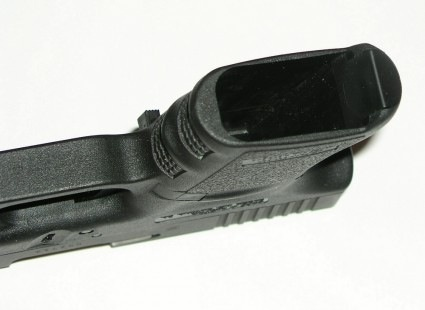 Grips Pearce Grip Frame Insert for 36 (Will not fit the Gen 4) NOTE: This product will not work with the PG-36 extension.
