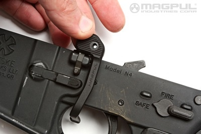 Add On Magpul B.A.D. (Battery Assist Device) Lever