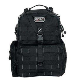 Pack and Etc (Firearm) GPS Tactical Range Backpack, Black