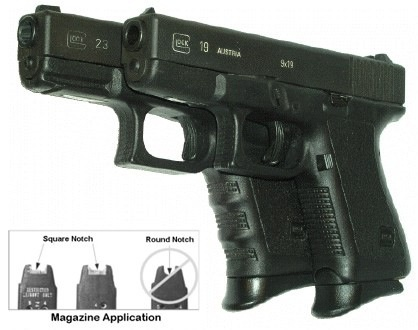 Grips Pearce Grip Extension For All Mid/Full Size Models