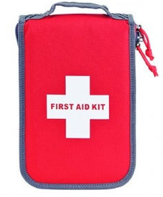 Pack and Etc (Firearm) GPS Discreet First Aid Kit, with Velcro, holster and mag pouch