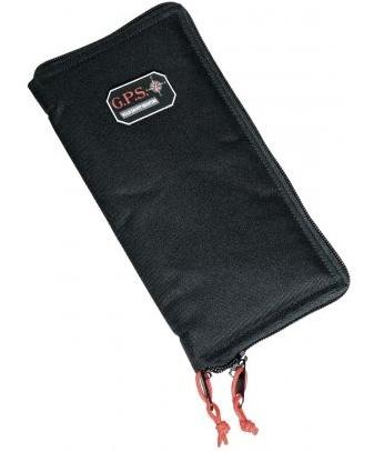 GPS Large Pistol Sleeve, Black