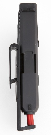 Plastic Versa Carry Holster, 40 Small