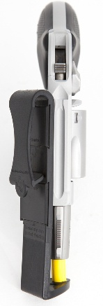 Plastic Versa Carry Holster, 38 revolver, Extra Small