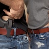 Versa Carry Holster, 38 revolver, Extra Small